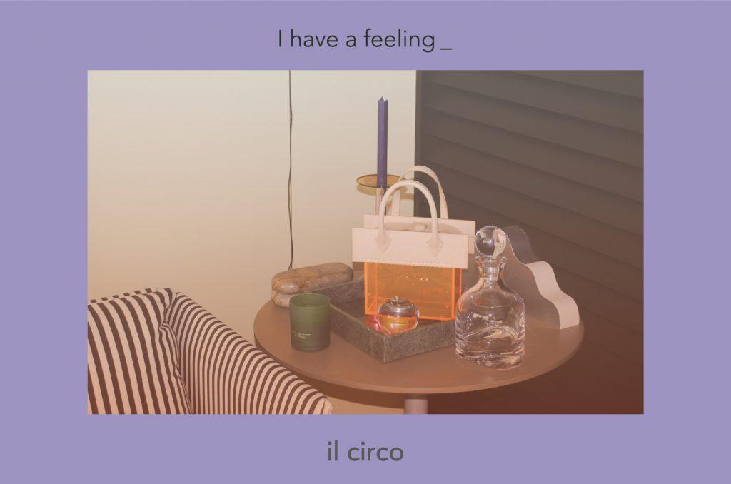 il circo展示会DM